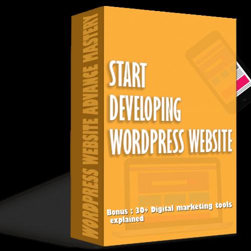 free wordpress course